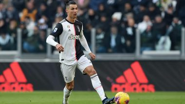Cristiano Ronaldo Agrees for Pay Cut of 3.8 Million Euros Amid Coronavirus Pandemic: Reports