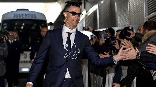 Cristiano Ronaldo Spotted Wearing an iPod Shuffle Ahead of Juventus' Serie A 2019–20 Clash With Cagliari