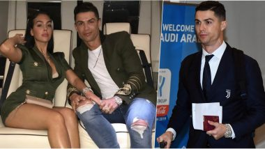 Cristiano Ronaldo Flaunts Rolex GMT-Master Ice, Half a Million Dollar Luxury Watch! View Pic