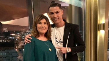 Cristiano Ronaldo Wishes Mom Maria Dolores Aveiro on Her 65th Birthday With Most Adorable Pic and Caption!