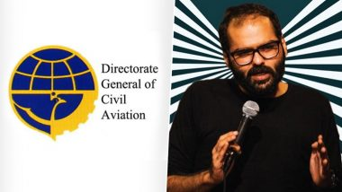 Kunal Kamra-Arnab Goswami Row: DGCA Says No Rules Violated by Airlines in Banning Stand-Up Comedian From Flying