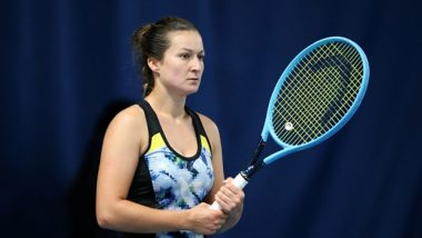 Australian Open 2020 Participant Dalila Jakupovic Forced to Retire Due to Poor Air Quality Caused by Bushfires (Watch Video)