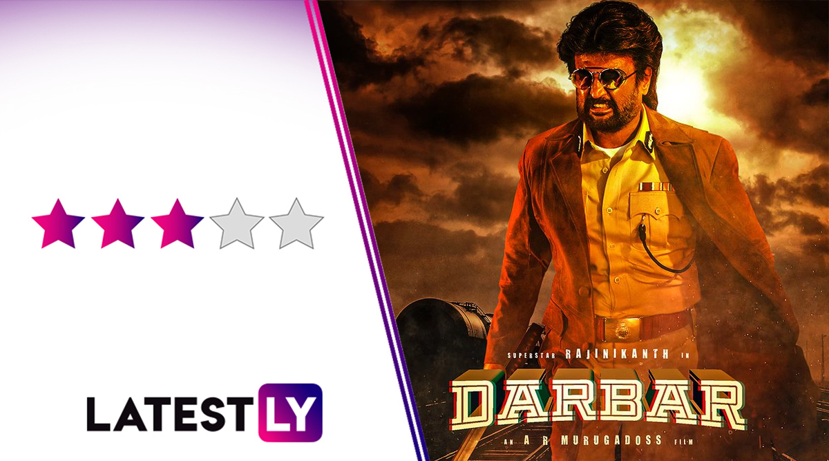 Darbar Movie Review: Rajinikanth Returns With a Whistle-Worthy Performance, Nivetha Thomas is a Surprise Package; Nayanthara is Wasted