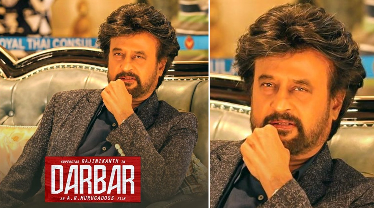 Darbar Leaked On TV! Makers File Police Complaint Against a Local Channel For Telecasting Rajinikanth's Film's Pirated Version (View Pics)