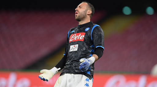 Serie A 2019–20: Napoli Keeper David Ospina's Calamitous Error Gifts Lazio a Late Win (Watch Video)