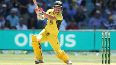 David Warner Becomes Fastest Australian Batsman to Score 5000 Runs, Achieves Feat During IND vs AUS 1st ODI 2020