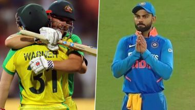 Twitterati Troll Team India With Funny Memes and Hilarious Jokes After Humiliating 10-Wicket Defeat Against Australia in 1st ODI Match