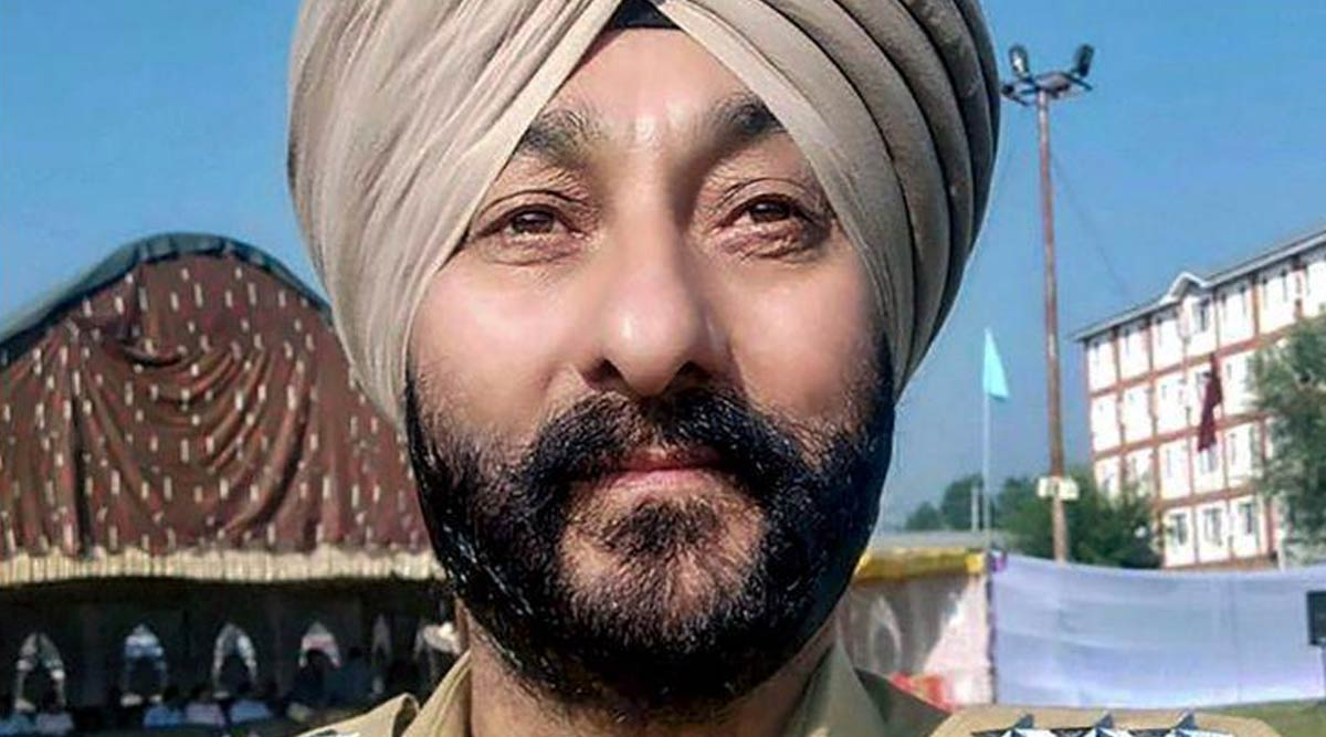 DSP Davinder Singh Stripped of Sher-e-Kashmir Medal by Jammu and Kashmir Government For Alleged Links With Militants