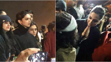 Deepika Padukone's JNU Visit: BJP Leader Tajinder Singh Bagga Calls For Boycott of Chhapaak Actress' Films for Allegedly Supporting 'Tukde Tukde Gang'