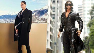 Deepika Padukone To Work With Hrithik Roshan in Krrish 4?