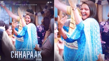 Chhapaak: After Samajwadi Party, RLD Supports Deepika Padukone's Film by Organising a Special Screening for Party Workers