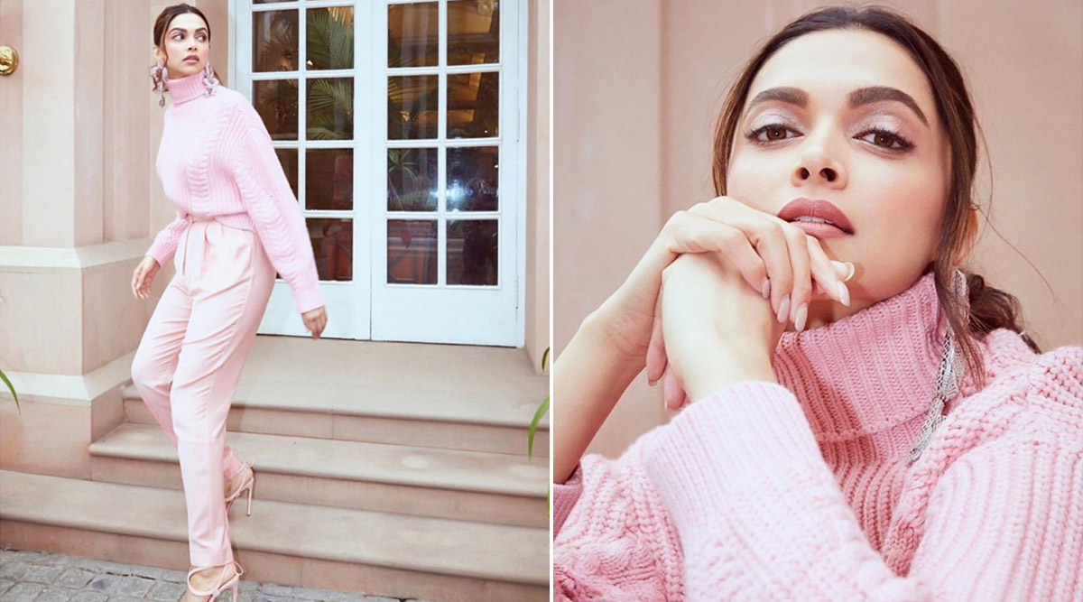 Deepika Padukone on Why the Pinker the Better It Is for Chhapaak Promotions!