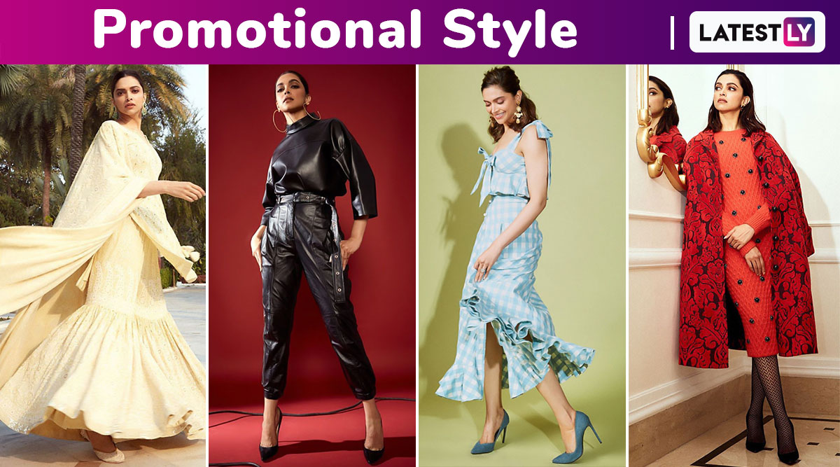 Deepika Padukone for Chhapaak Promotions – A Sordid Love Affair With All Things Classy and Fabulous!