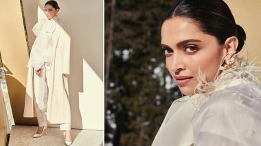 For Deepika Padukone, It's Another Day to Slay, This Time in Roksanda Powersuit!