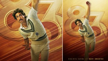 83 The Film: Ranveer Singh Introduces Dhairya Karwa as the Flamboyant All-Rounder Ravi Shastri