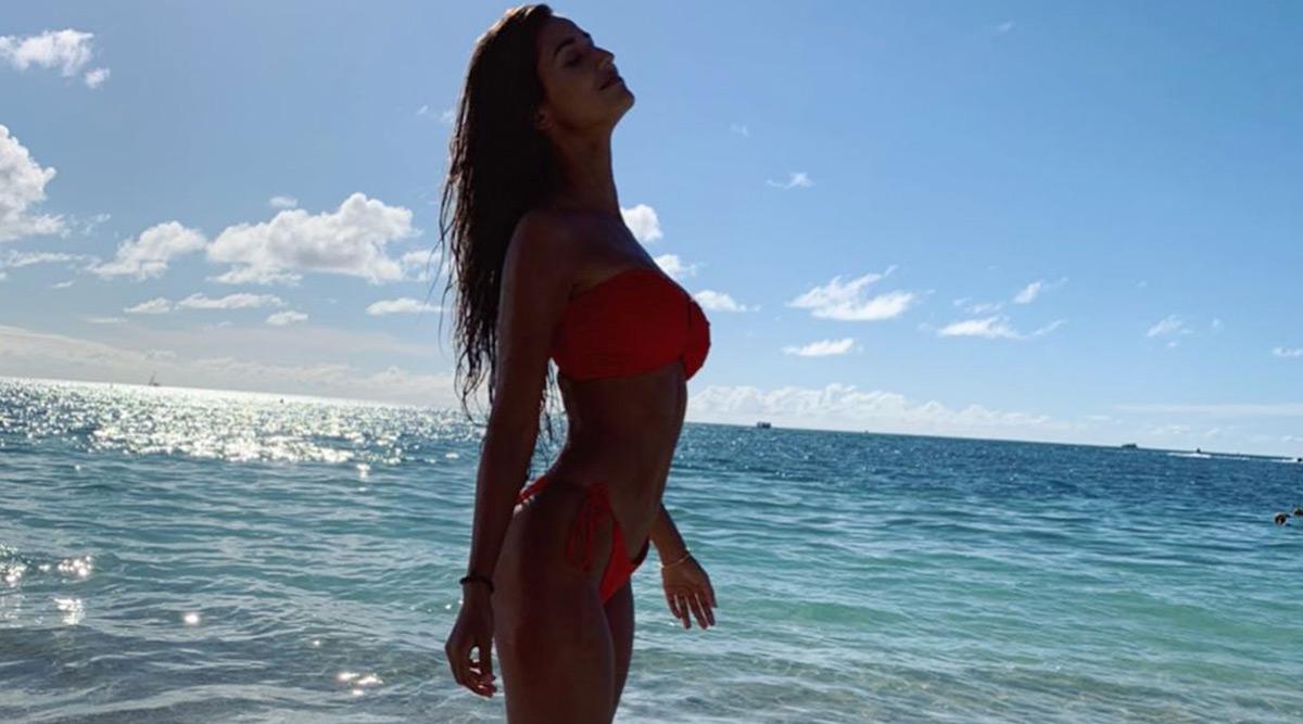 Red Hot! Disha Patani's Bikini Picture is Setting the Internet on Fire and How!