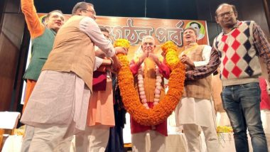 Dilip Ghosh Re-Elected As West Bengal BJP Chief, Gets Second Term