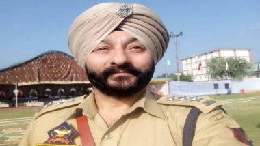 Tainted DSP Davinder Singh's Police Custody Extended Till April 3