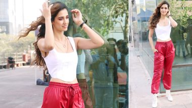 Diet Sabya Is Not Fashionably Motivated by Malang Babe Disha Patani's Corset Top, Advises To Fire Her Stylist (View Pics)