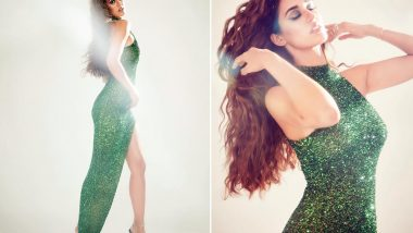 Hold On! Disha Patani and Her Fabulous Sequin Moment Demand Your Attention Right Now!