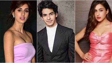 Ishaan Khatter Birthday Special: Disha Patani, Sara Ali Khan – 5 Actresses with Whom the Handsome Hunk Should Pair Up
