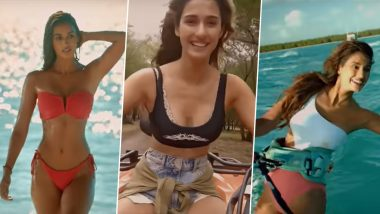Malang Trailer: 10 HOT and Stunning Pics of Disha Patani That Will Compel You to Book Your Film Tickets in Advance!