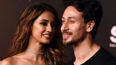 Happy Birthday Tiger Shroff: Disha Patani Wishes Her Rumoured Beau Via Their 'First Dance Block' Video and It's Awesome Sauce!
