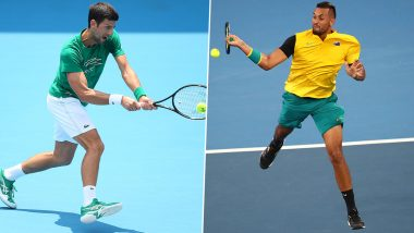 Novak Djokovic Vs Jan Lennard Struff Australian Open 2020