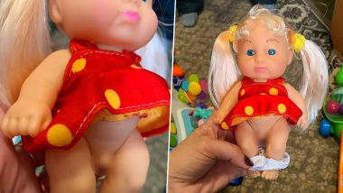 'Transgender' Female Doll with a Penis from Russia Has Infuriated Netizens; Check Twitter Reactions