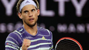 Dominic Thiem Beats Alexander Zverev in Australian Open 2020 Men's Singles Semi-Finals to Set Up Final Clash With Novak Djokovic