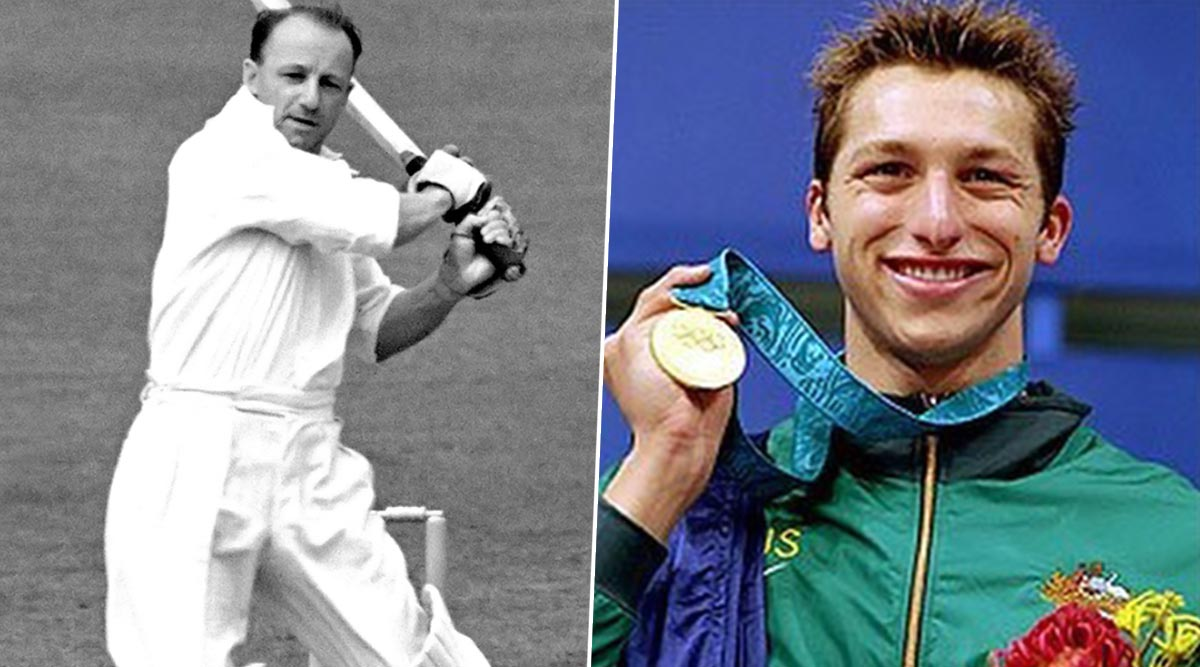 Australia Day 2020: From Sir Don Bradman to Ian Thorpe, Here're Some Great Sporting Icons From the Land Down Under