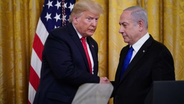 Middle-East Peace Plan: Donald Trump Unveils Long-Awaited Israeli-Palestinian Peace Package, Hailing 'Big Step Towards Peace'