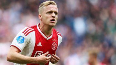 Donny Van De Beek Transfer News Update: Manchester United Receive Huge Boost As Ajax Midfielder Wants Premier League Move