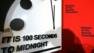 Doomsday Clock Moves 100 Seconds to Midnight, Closest Point to 'Apocalypse' Threat