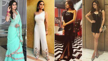 Drashti Dhami Birthday Special: 11 Pics of 'Madhubala' Which Reflect Her Versatility in Fashion!