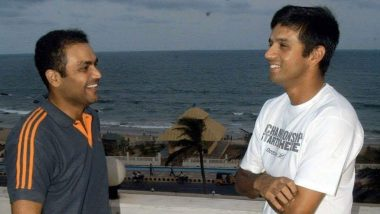 Rahul Dravid Turns 47: BCCI, Virender Sehwag, VVS Laxman, Mohammad Kaif Wish 'The Wall' With Lovely Birthday Greetings