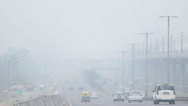 Delhi Air Pollution: Air Quality in National Capital Falls Into 'Poor' Category, Likely to Worsen in Coming Days With Rise of Pollutants in Atmosphere