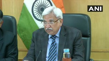 Delhi Assembly Elections 2020: No State-Specific Schemes to Be Announced in Budget, Says CEC Sunil Arora