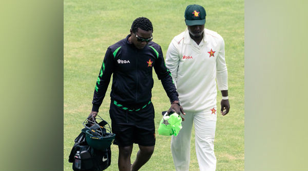 Zimbabwe Batsman Kevin Kasuza Suffers Delayed Concussion, Ruled Out of Sri Lanka Test