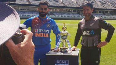 India vs New Zealand 1st T20I 2020 Match Preview: T20 World Cup Preparation Continues As IND Face NZ at Eden Park