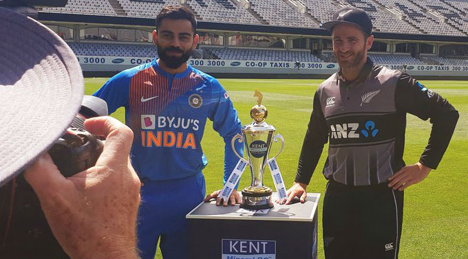 IND vs NZ, Auckland Weather & Pitch Report: Here's How the Weather Will Behave for 1st T20I Match Between India and New Zealand at Eden Park Stadium