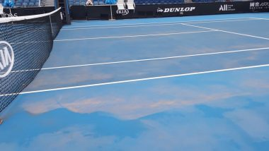 Australian Open 2020: Mud Stops Play – After Smog, Wind, Rain, New Challenge for Organisers
