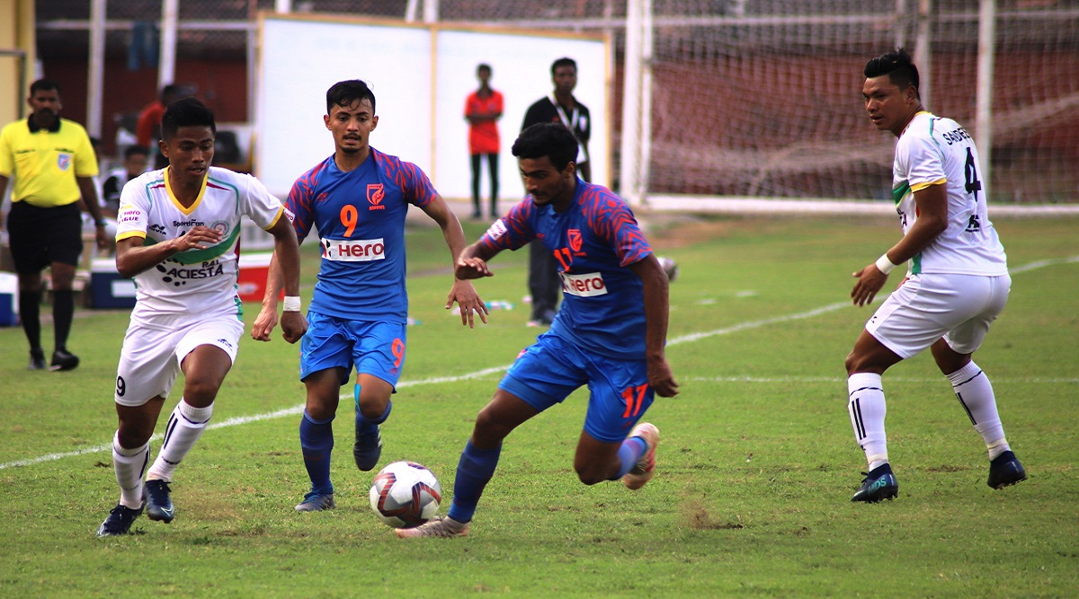 I-League 2019-20: TRAU beat Indian Arrows 2-0 at Tilak Maidan
