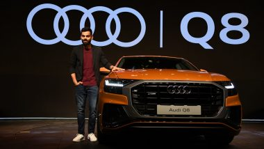 Audi Q8 Flagship SUV Launched in India By Indian Cricketer Virat Kohli; Prices, Features & Specifications