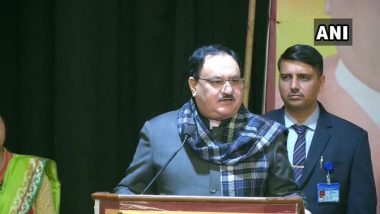 BJP Working Chief JP Nadda Challenges Rahul Gandhi to Speak 10 Lines on Citizenship Amendment Act