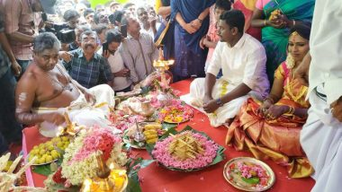 Mosque in Kerala Turns Venue for Hindu Wedding, Netizens Shower Praise