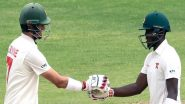 ZIM vs SL 1st Test Match 2020 Day 2 Live Streaming Online: How to Watch Free Live Telecast of Zimbabwe vs Sri Lanka on TV & Cricket Score Updates in India
