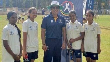 National Girl Child Day 2020: Daughters Are Our Pride and the Light in Our Lives, Says Sachin Tendulkar