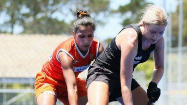 Rani Brace Helps Indian Women's Hockey Team Begin New Zealand Tour With 4-0 Win
