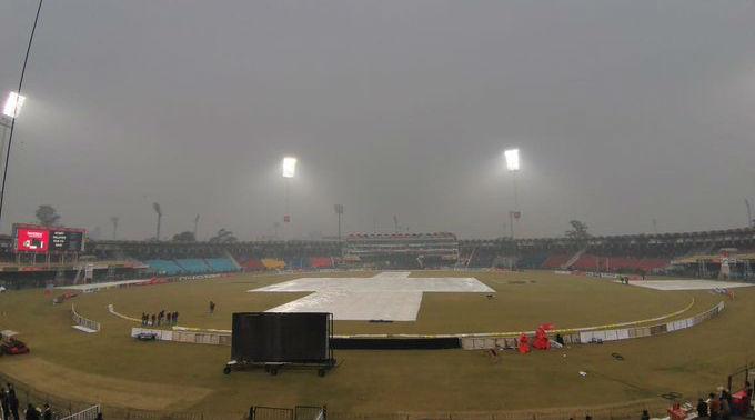 Pakistan vs Bangladesh 3rd T20I at Gaddafi Stadium Abandoned Due to Rain; Hosts Win Series 2-0
